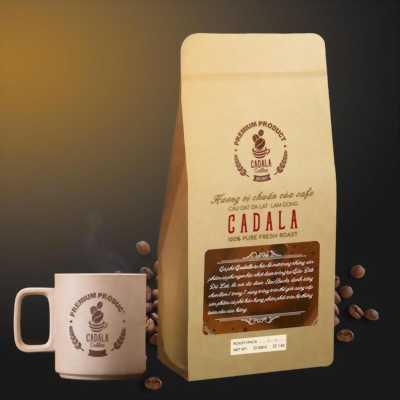 Cà phê Cầu Đất Đà Lạt chất lượng XK, Giá Gốc!