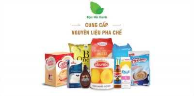 Bạc Hà Xanh - nhà phân phối sỉ nguyên liệu ngành đồ uống cần mở rộng thị trường
