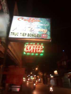 Cần Sang Quán Cafe Gấp