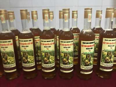 Mật ong hoa rừng Bảo Lộc nguyên chất 100%- Lâm Đồng