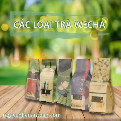Các loại trà wecha Đài Loan