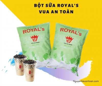 Bột sữa Royal's