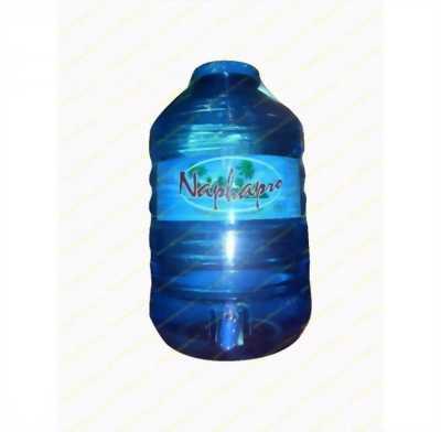Nước uống đóng bình 20L, đóng chai 350-500ml đạt tiêu chuẩn