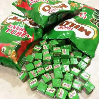 Kẹo Milo Cube chất lượng..