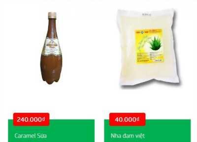 Cung cấp nguyên liệu trà sữa đài loan