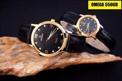 Đồng hồ dây da nhẹ nhàng có thể phối hợp với nhiều gout thời trang