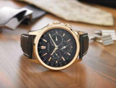 Đồng hồ CiTiZen nam kính saphire