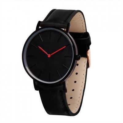 Đồng hồ nam dây da Time Seller