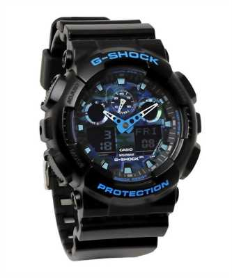 Đồng hồ GSHOCK GA 100CB-1ADR