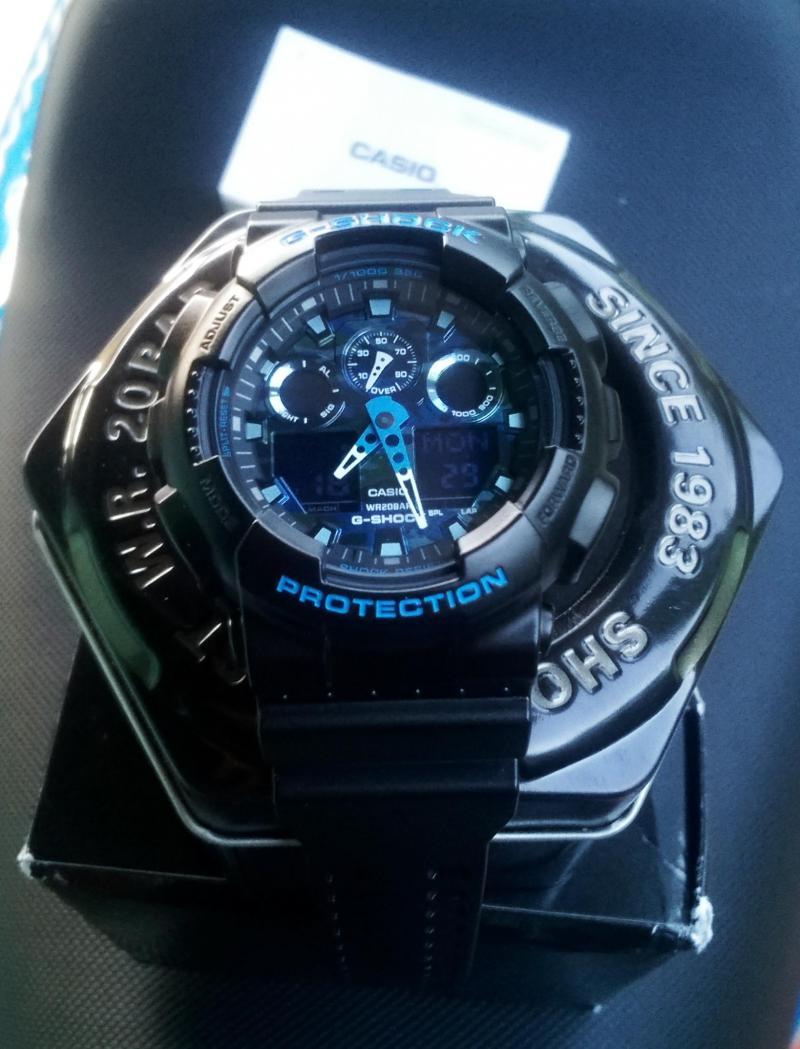 Bán đồng hồ G-Shock