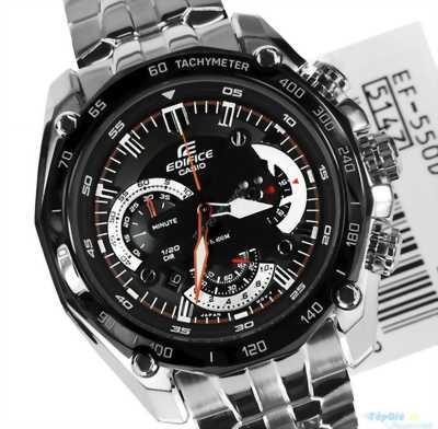 Đồng hồ nam hạng sang Casio EF-550D-1AV