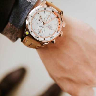 Đồng hồ ARM sang trọng mạ xi chuẩn F1