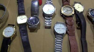 Đồng hồ nam nữ, nội địa nhật