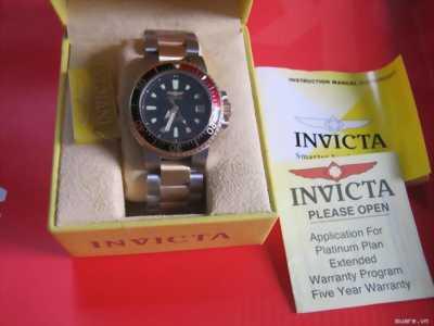 Đồng hồ Invicta xách tay mỹ