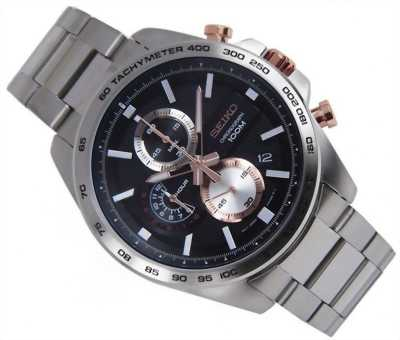 Bán đồng hồ seiko chronograph đã qua sử dụng