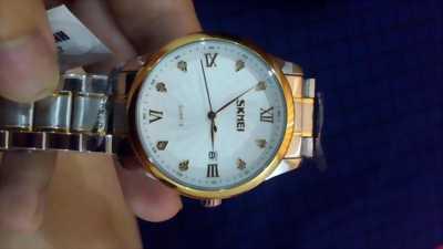 Đồng hồ SKMEI dây kim loại cao cấp