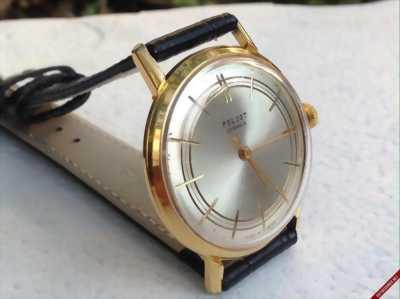 Đồng hồ poljot nga cổ vỏ bạc nguyên bản chạy ngon