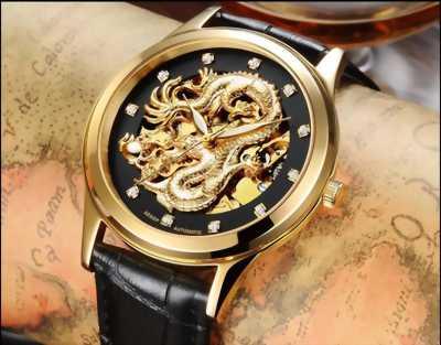 Đồng hồ cơ  Rồng Vàng  AESO