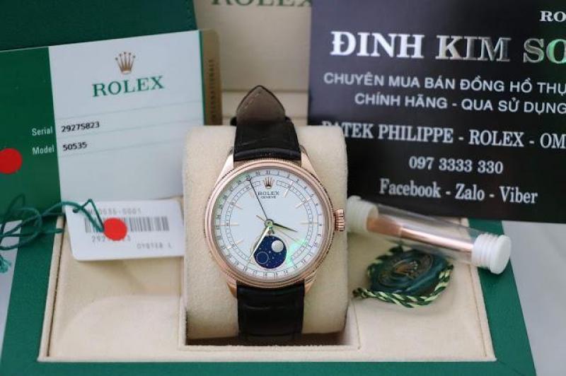 0973333330 - Chuyên thu mua đồng hồ rolex cũ chính hãng - patek philippe - hublot - omega - longines