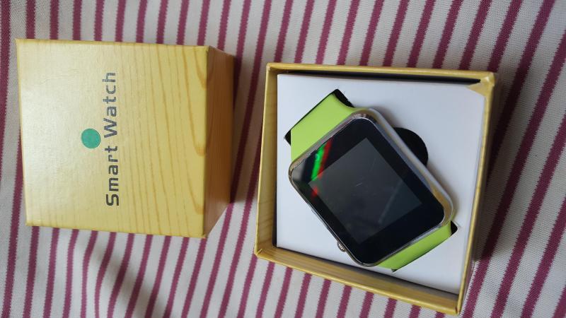 Đồng hồ thông minh smartwatch A1, Đồng hồ smart watch A1