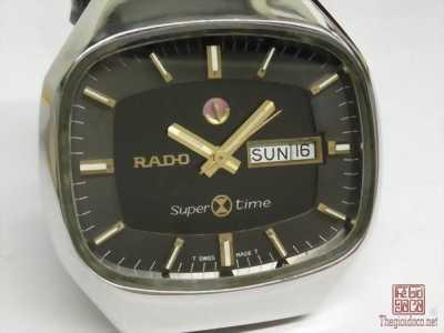 Đồng hồ RAĐO mỏ neo Thụy Sĩ