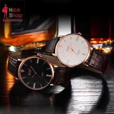 Đồng hồ siêu mỏng Bosck máy Nhật - DHK060
