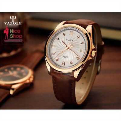 Đồng hồ nam công sở Yazole dạ quang 325 - DHK053