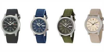 Đồng hồ Seiko 5 Military SNK803