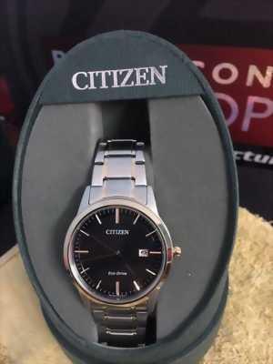 Đồng hồ Citizen AW 1238-59E - Eco Drive ( Năng Lượng Mặt Trời ) Full box 100%