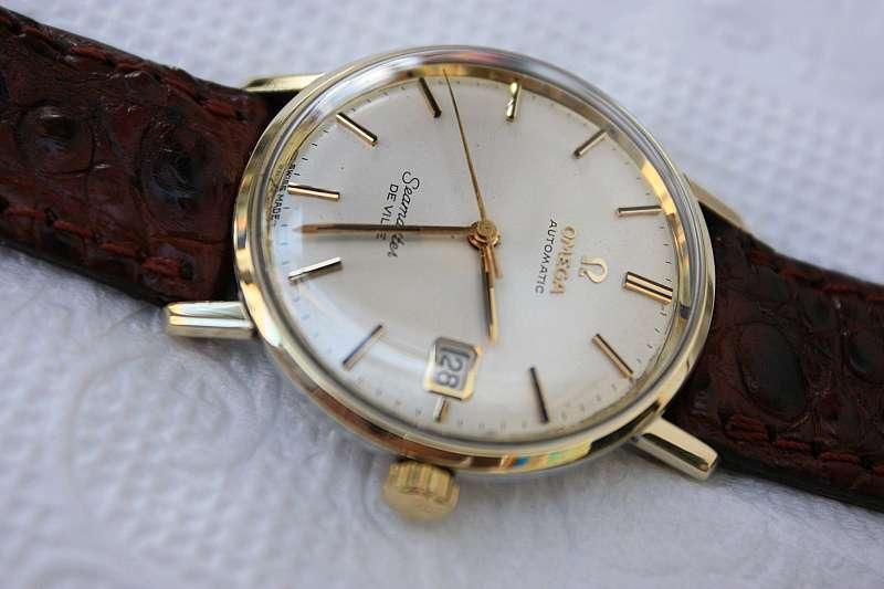 Đồng hồ xách tay hiệu Omega