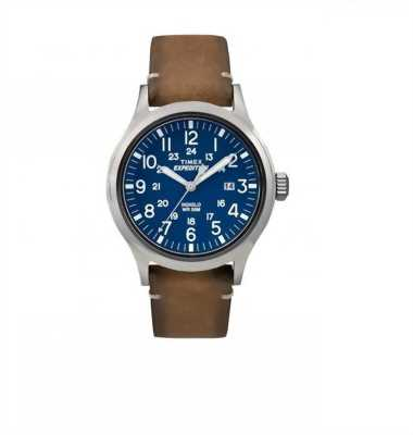 Đồng hồ Timex Expedition Scout Leather Watch