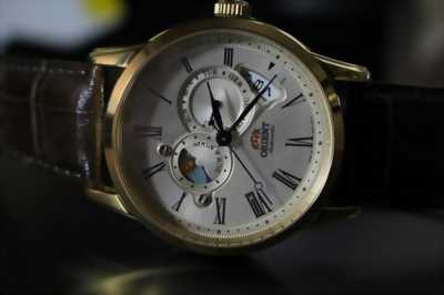 Đồng Hồ Orient Sun and Moon- Automatic