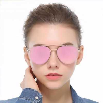 Mắt kính râm nữ phân cực trẻ trung gọng mảnh