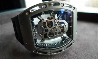 Đồng hồ RM-052 Skull Titanium