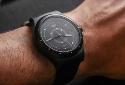 Đồng hồ Swatch sistem cloud, automatic