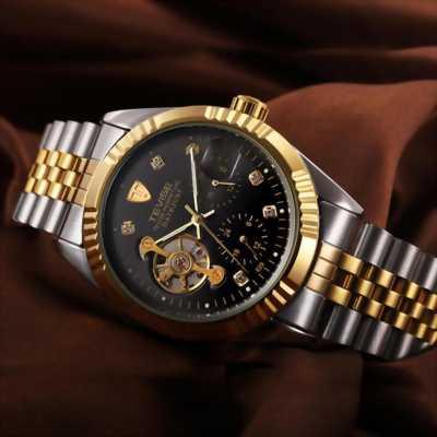 Đồng hồ cơ tevise TV001A chính hãng