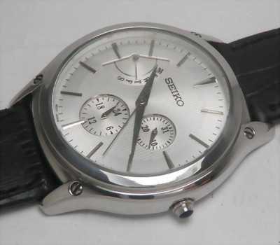 Đồng hồ nam Seiko lịch lãm và độc đáo