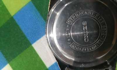 Cần thanh lý đồng hồ lên dây seiko sportman