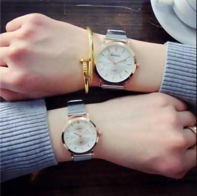 Đồng hồ đôi WOMAGE DÂY NHUYỄN