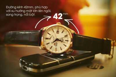 Đồng hồ mặt sapphire