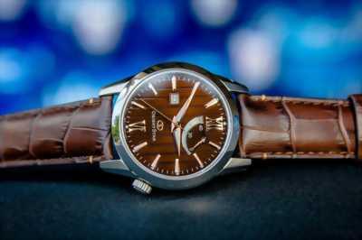 Đồng hồ nam Orient Star WZ0301EL
