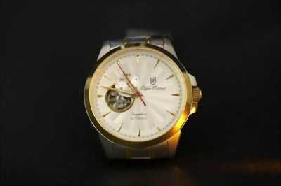 Đồng hồ thật giá trị Olym Pianus op990-08amskt