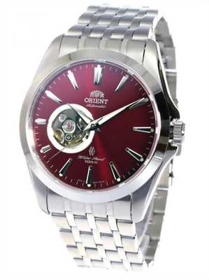 Đồng hồ mặt đỏ Qreint thuỷ cung