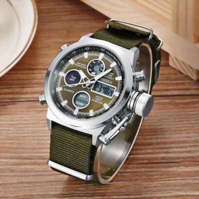 Đồng hồ quân đội Ohsen AL81