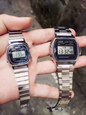 Đồng hồ Casio Nhật chính hãng