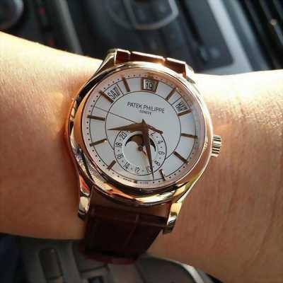 Đồng hồ nam Patek Philippe cao cấp 5205R-001