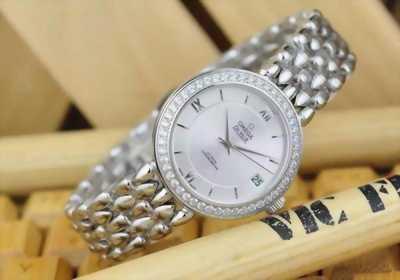 Đồng hồ Omega lady OM-8168 Silver