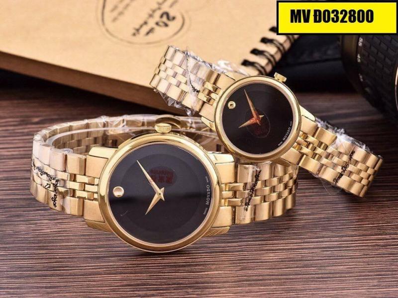 Đồng hồ cặp đôi sang trọng giữ vững tình yêu