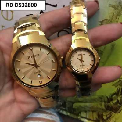 Những mẫu đồng hồ nam màu vàng sang trọng