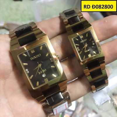 Đồng hồ cặp đôi Rado phụ kiện